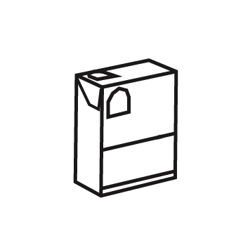 drawing of a stew container