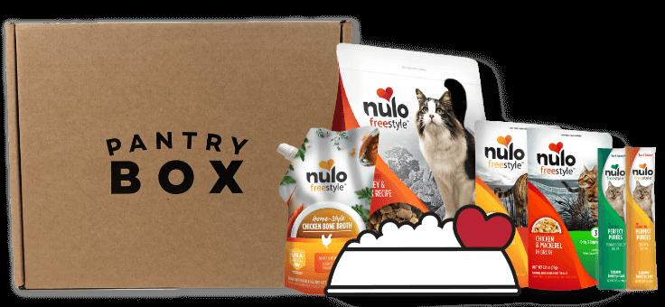 Nulo Pantry Box Cat