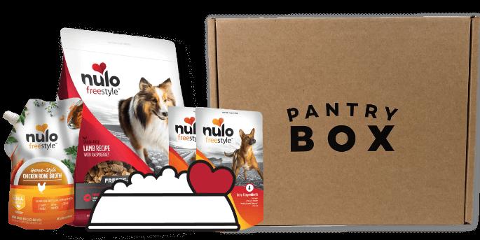 Nulo Pantry Box Dog