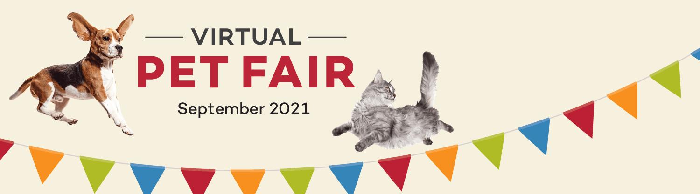 Pet Food Express Virtual Pet Fair 2021