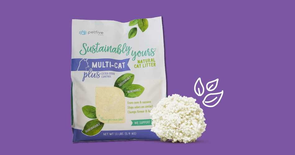 Sustainably Yours products. Click here to learn more about Sustainably Yours.