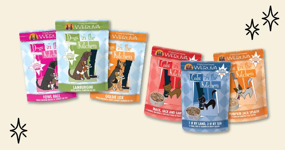 weruva products. click to shop weruva products.