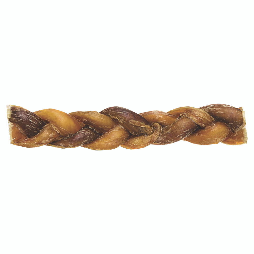 click here to shop Redbarn Braided Bully Sticks Dog Chew Treat.