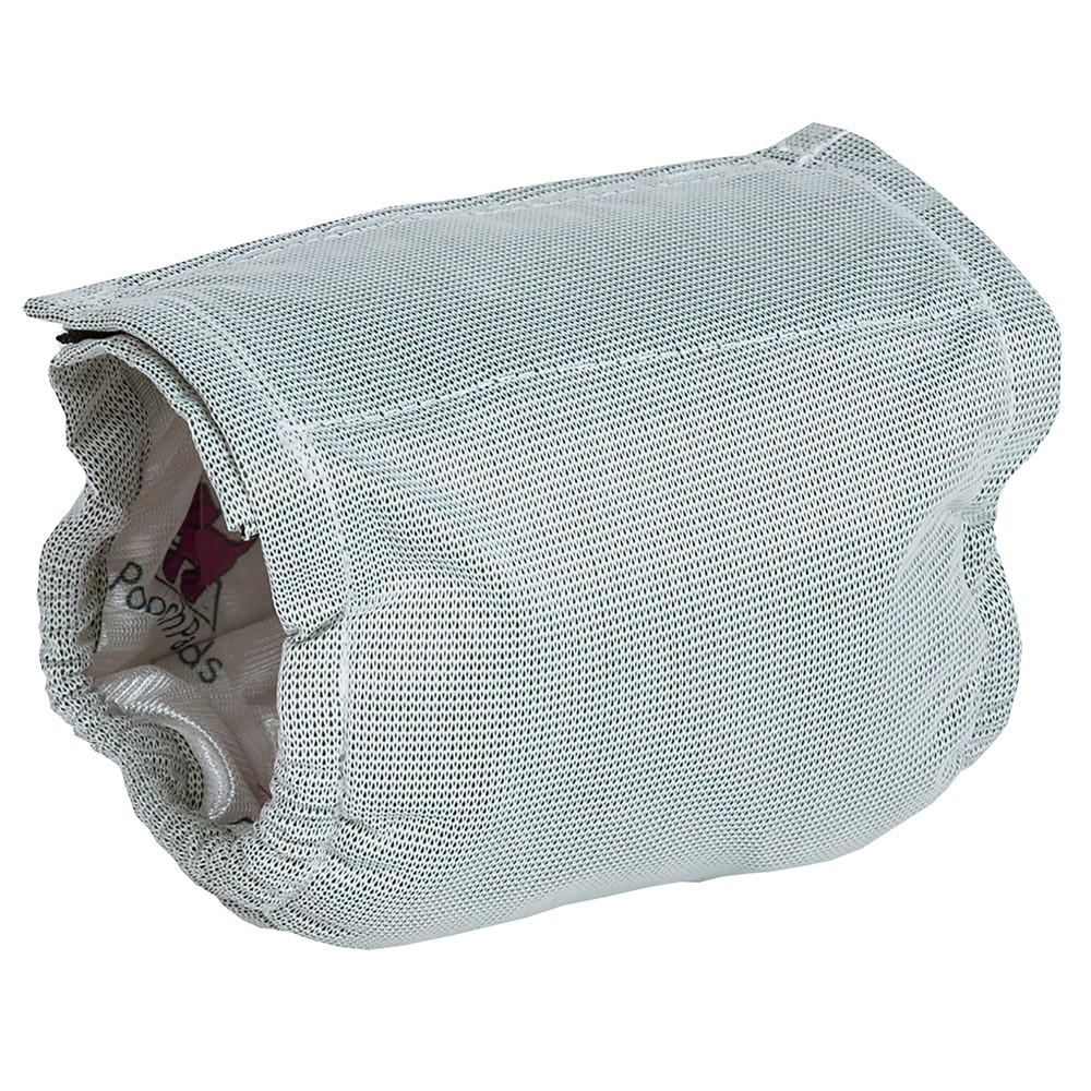click here to shop PoochPants Reuseable Male Dog Diaper Wrap