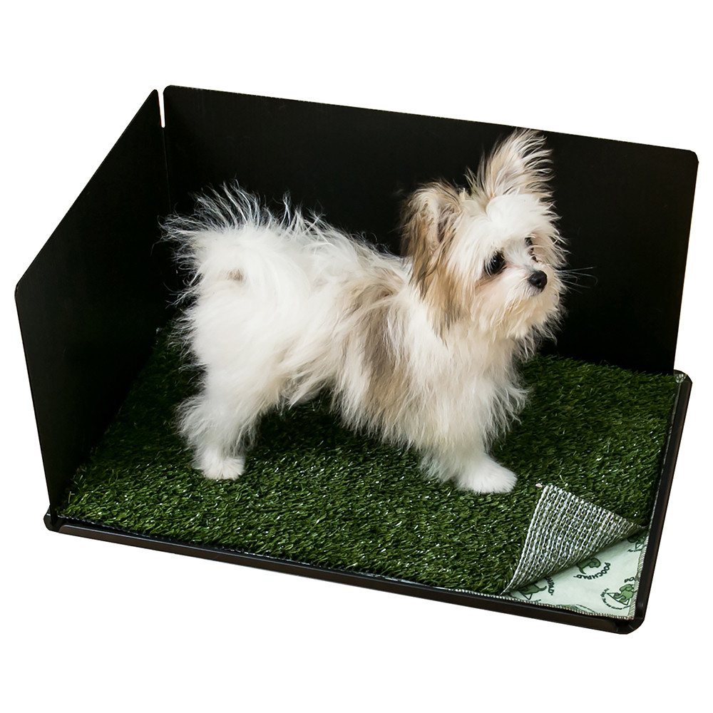 click here to shopPoochPad Indoor Turf Classic Premier Dog Potty