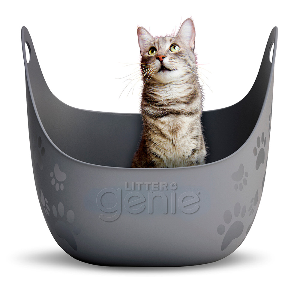 click here to shop Litter Genie Litter Box