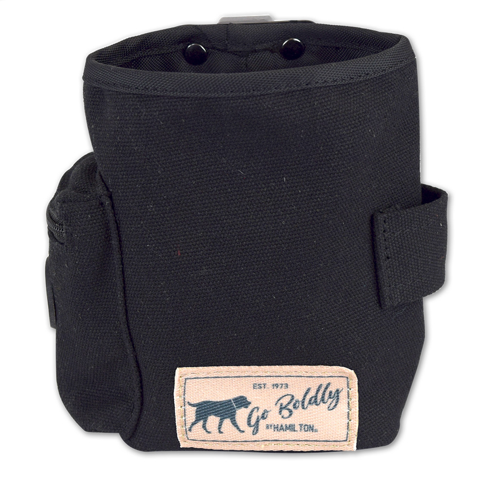 click here to shop Hamilton Go Boldly Treat & Travel Pouch.