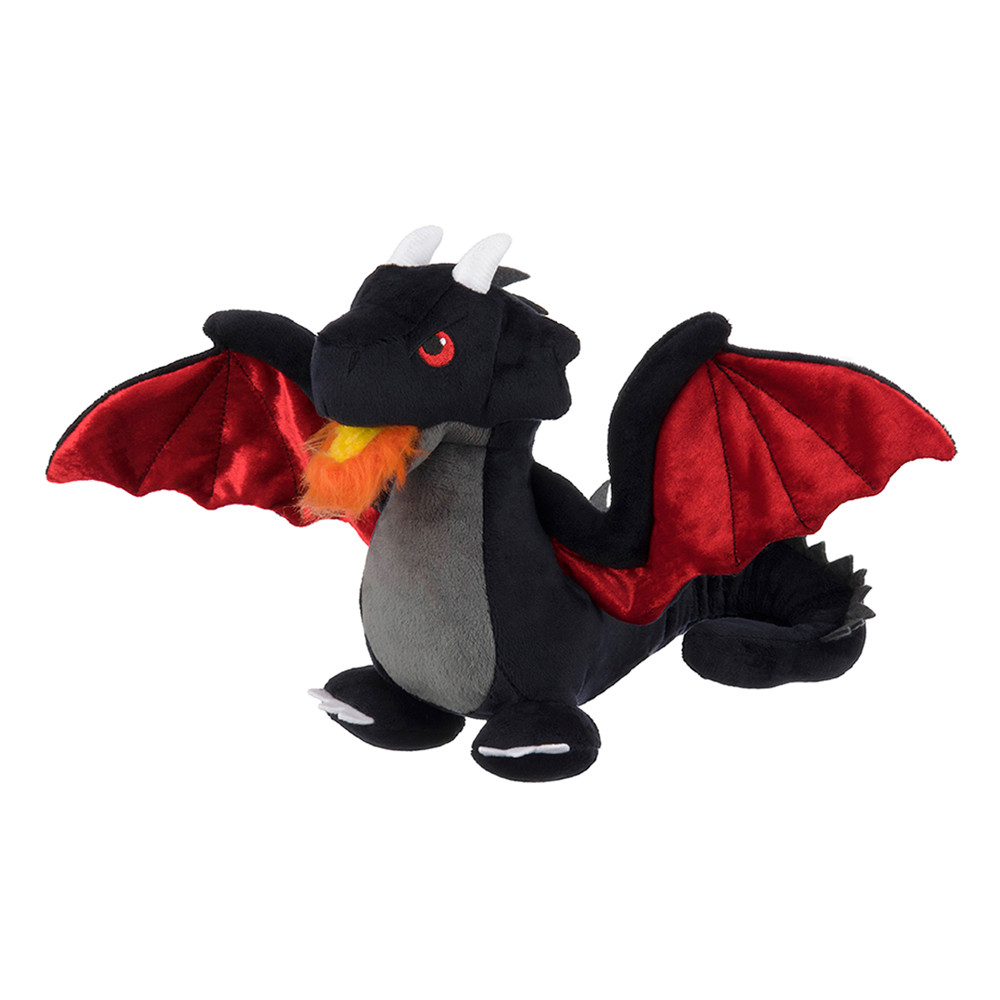 click here to shop P.L.A.Y. Willows Mythical Darby The Dragon Plush Dog Toy.