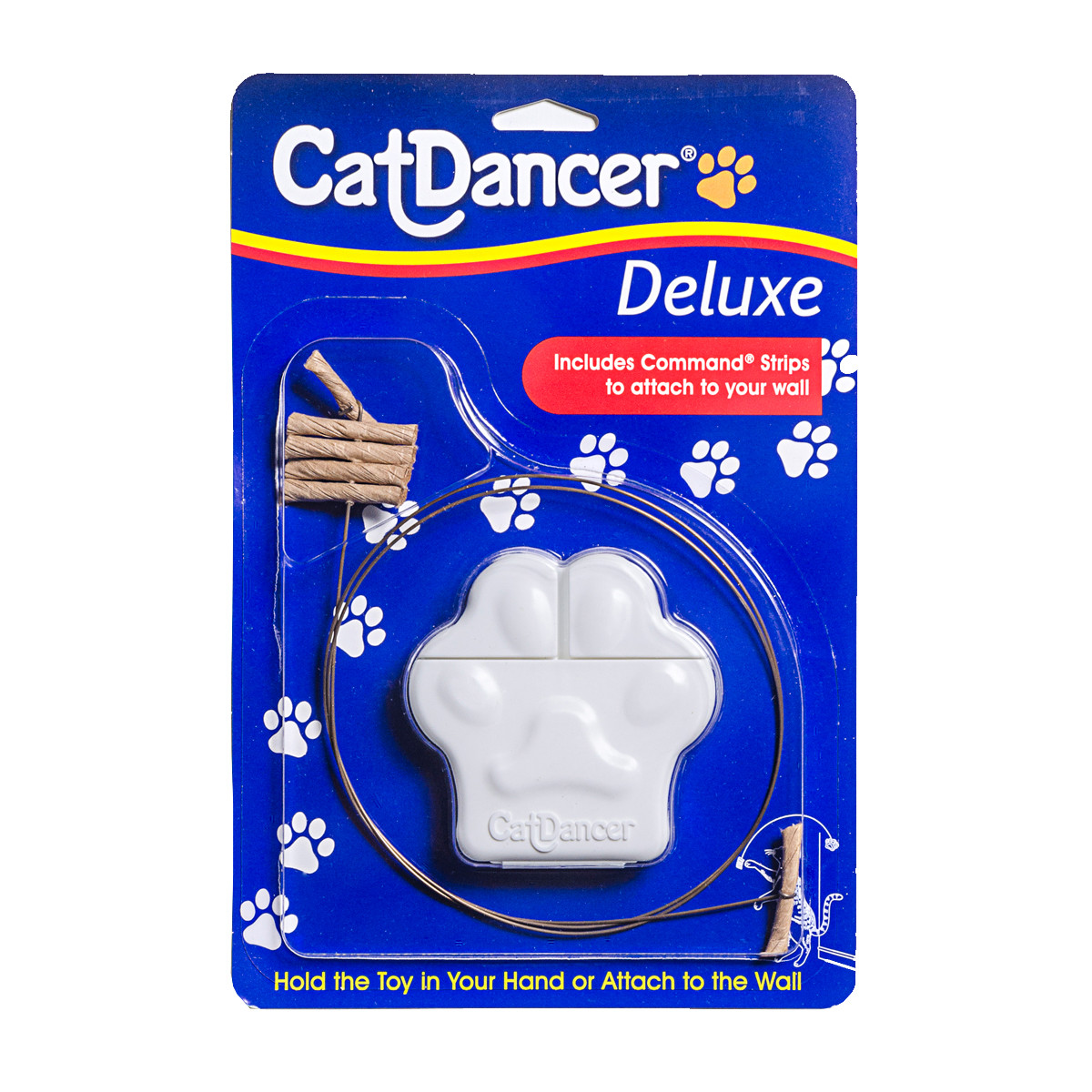 click here to shop Cat Dancer Deluxe Cat Toy