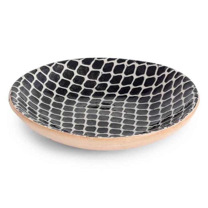 Terrafirma Ceramics Oil Dip (Black/Taj)