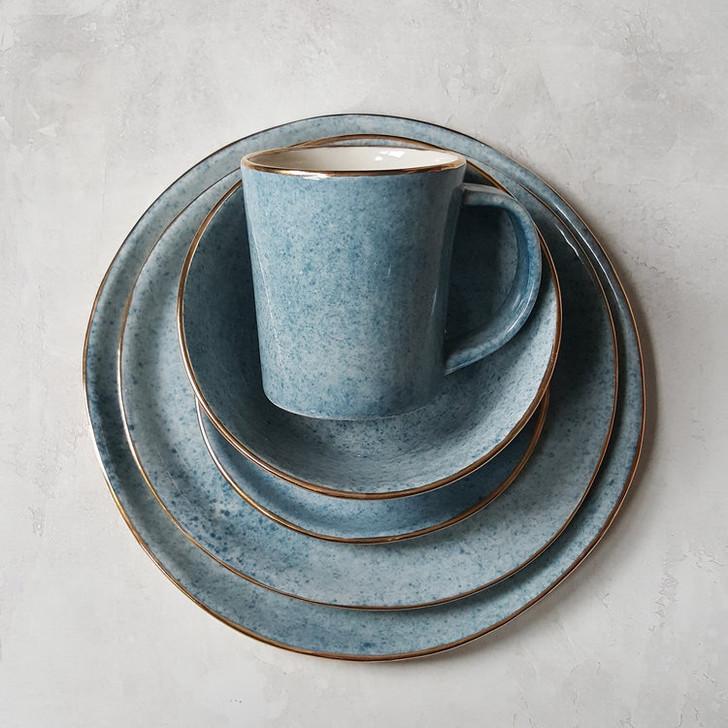 Apricity Ceramics - Dew Collection Mug (Blue)