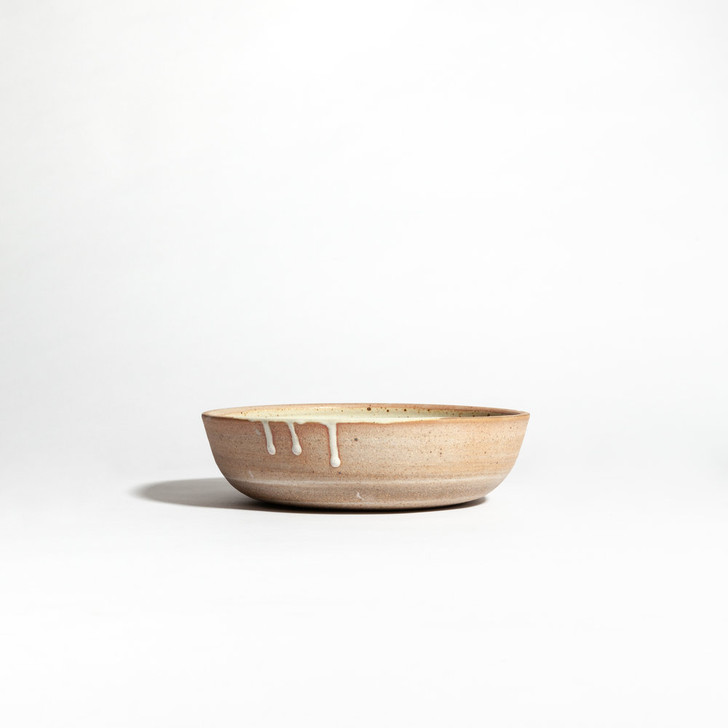 "Handmade Ceramic Ramen Bowl - 8"" by Whiskey & Clay"