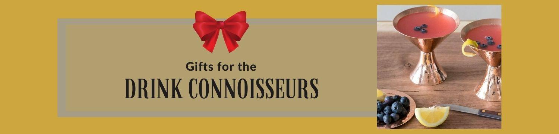 Drink Connoisseurs Handmade Gifts
