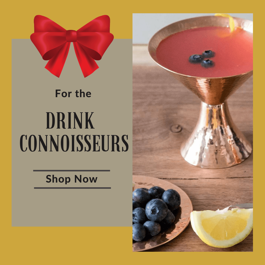 Unique Handmade Gifts - Drink Connoisseurs