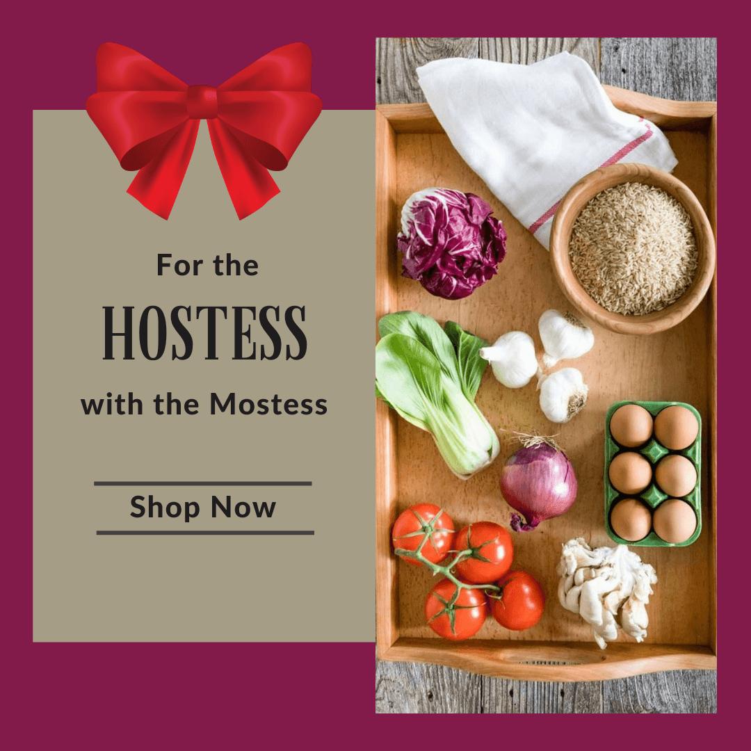 Unique Handmade Gifts - Hostess