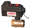 Lead Free Brass Actuated Ball Valve