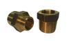 "Garden Hose Adapters - 1"" NPT to standard garden hose thread"