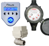 Batching System with Plastic Multi-jet Water Meter and Ball Valve
