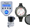 Batching System with Plastic Multi-jet Water Meter and Solenoid Valve