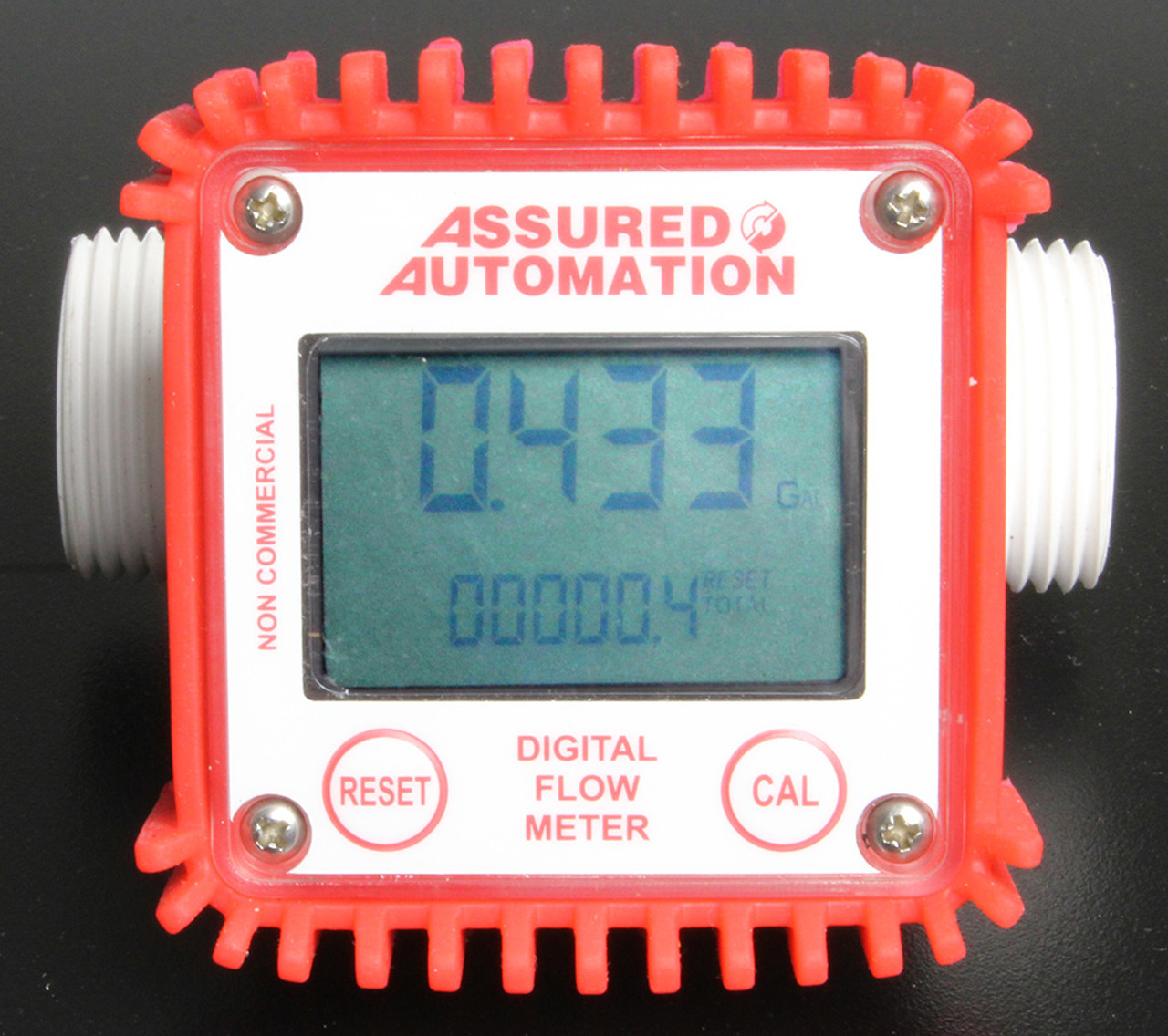 Digital Water Meter - Totalizer and Flow Rate DM Series