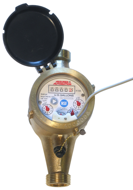 3 4 Home Water Meters For Sale By Flows Com