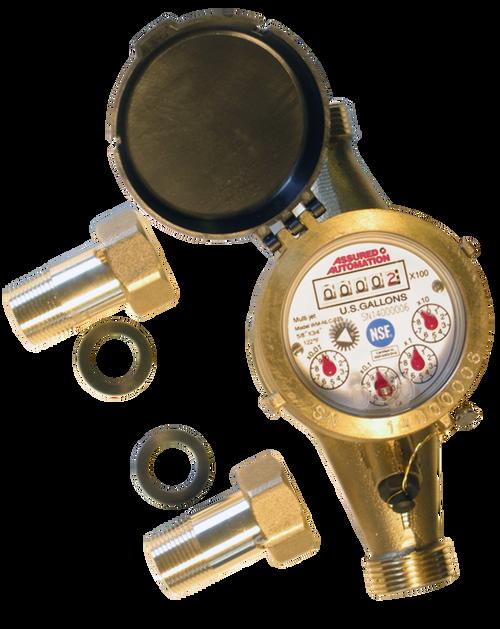 NSF Approved Lead Free Water Meter - WM-NLC Series