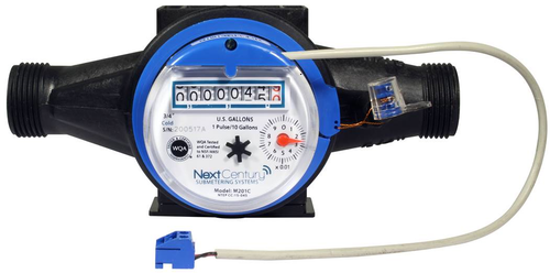 """3/4"""" Poly Meter for Cold Water Applications"""