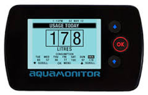Aquamonitor Digital Screen