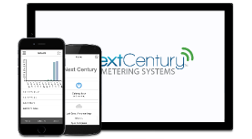 Commercial Water Metering System with Online Data