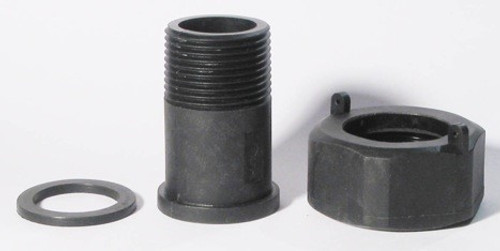 Order contains 2 sets of this photo (gasket, nut, nipple)