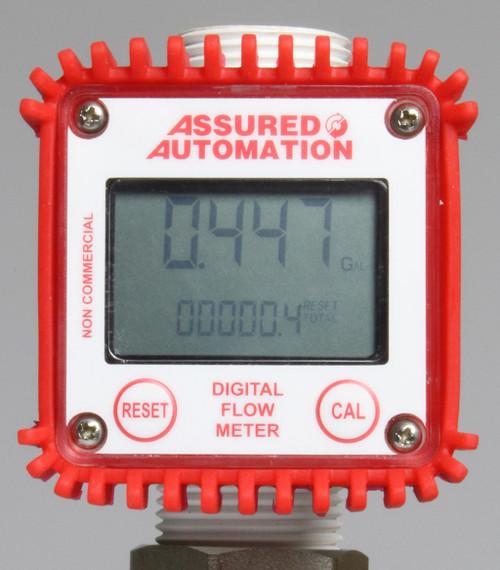 Digital Water Meter - Totalizer and Flow Rate DM Series