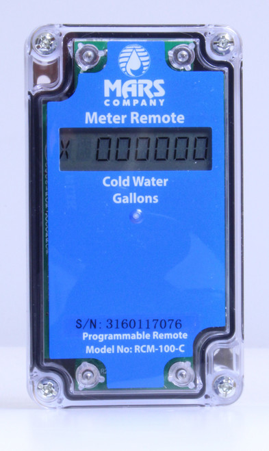Weather Resistant Remote Display