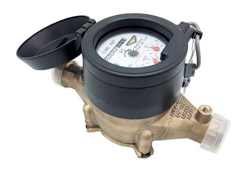 NTEP Approved Multi-Jet Water Meter