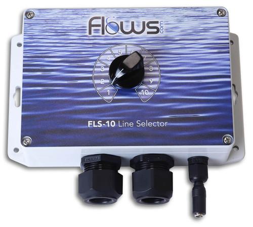FLS-10 Line Selector Control box