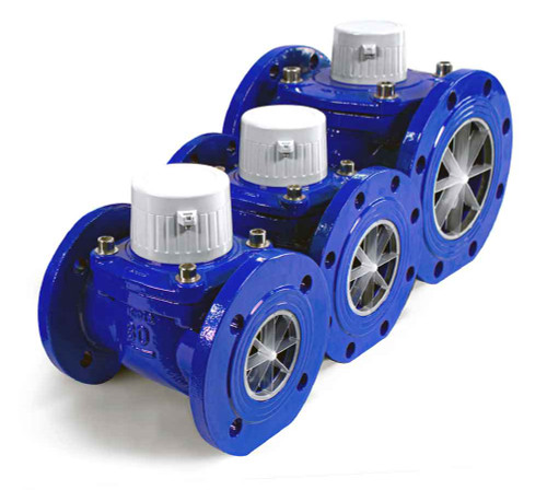ME-T Turbine Water Meters - Cold and Hot - Flanged