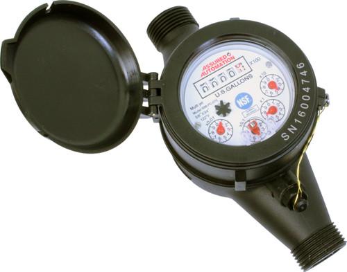 WM-PC Economical Plastic Water Meter
