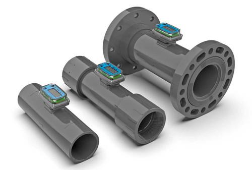Digital PVC Water Meter - TM Series