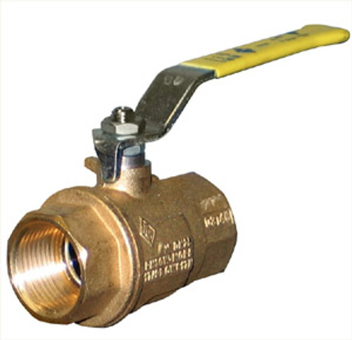 282 Series Ball Valve With Basic Lever