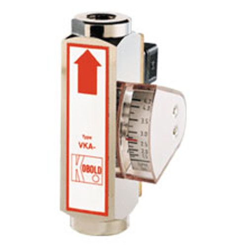 VKA Series Low Cost Viscosity Compensated Flowmeter