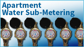 Apartment and Multi-Family Home Water Sub-metering