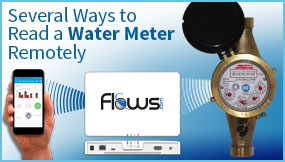 Can I read my water meter remotely?