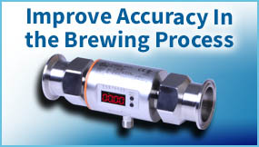Brewery Uses Mag Meter to Improve Accuracy and Consistency