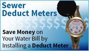 Deduct Water Meters