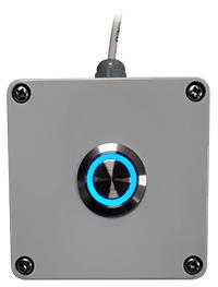 weatherproof remote button