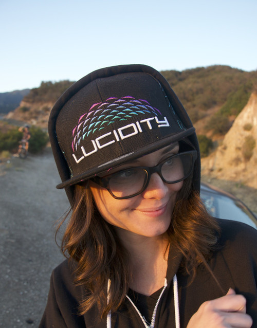 Limited Edition Lucidity x Grassroots California Hat