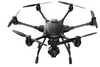 YUNEEC YUNTYHBRUS Typhoon H Hexacopter with Intel RealSense, GCO3+ 4K Camera, Wizard Wand, and Backpack - New