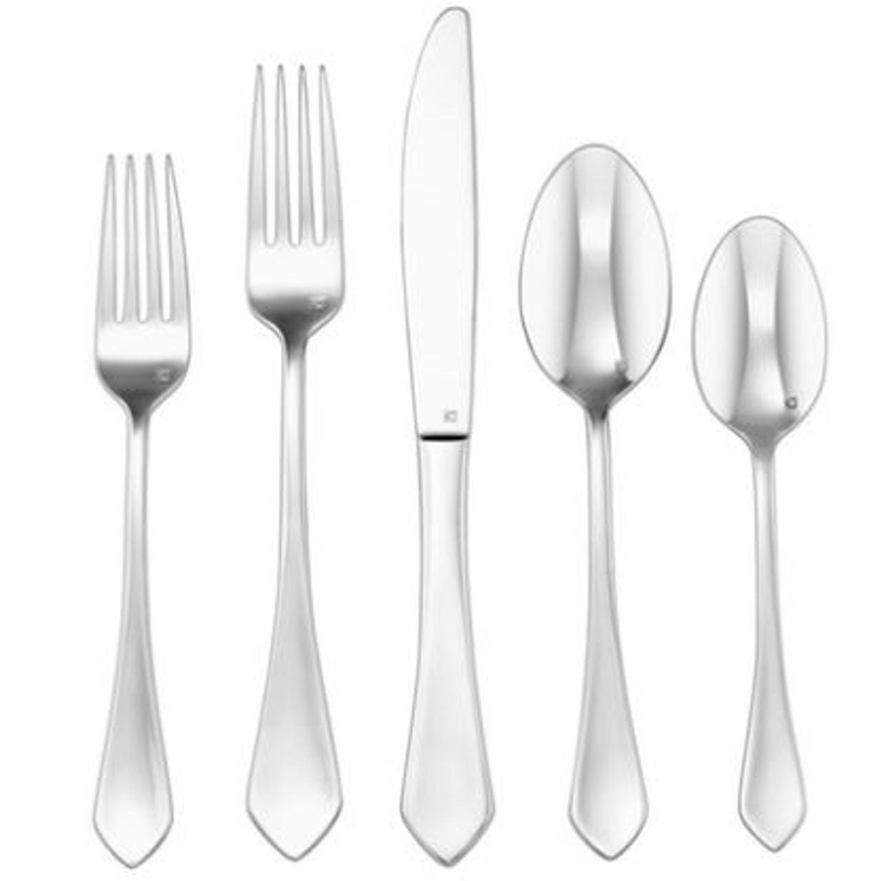 Cuisinart CFE-20PBRGR  20 Pc flatware set- Bridget