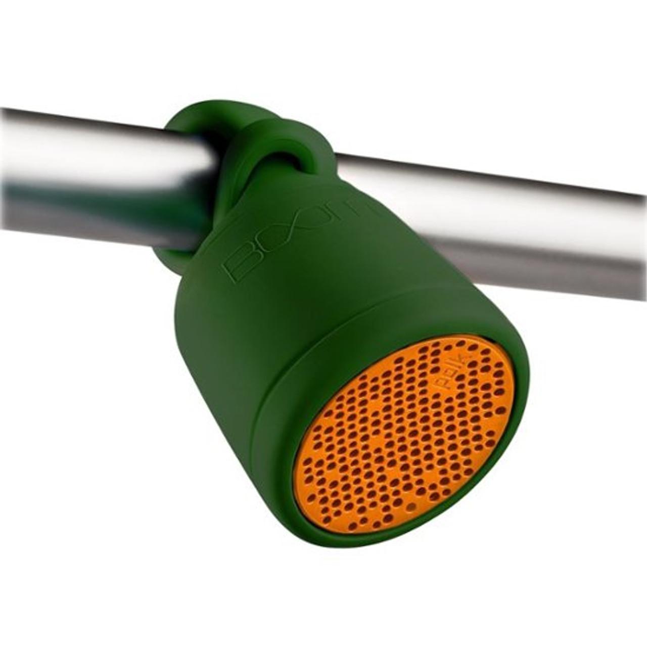 Polk Audio Boom Swimmer Bluetooth & Waterproof Speaker - Green - Refurbished - (BSMGN-A)