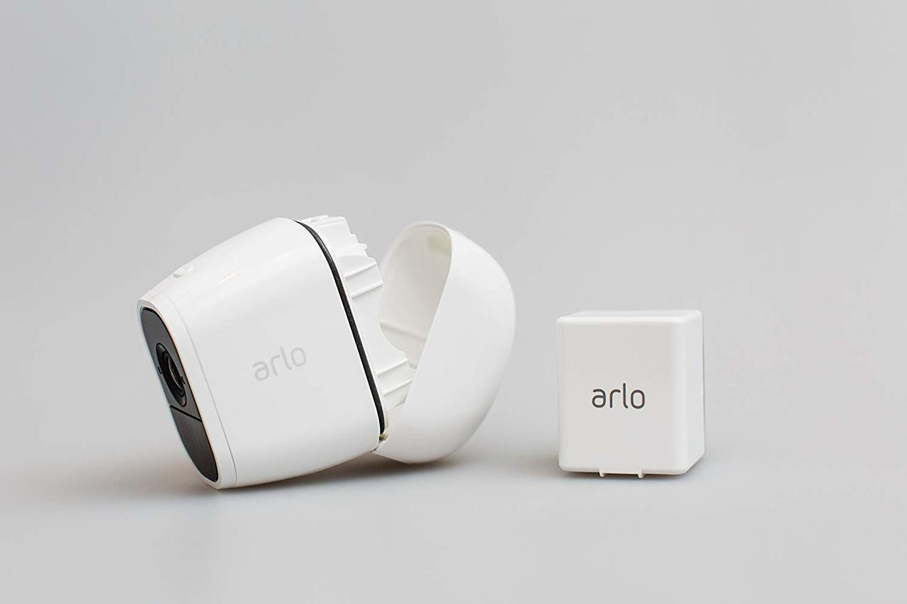 Arlo VMS4230P-100NAR Pro 2 1080p Security System with 2x HD Wire-Free Cameras - Certified Refurbished