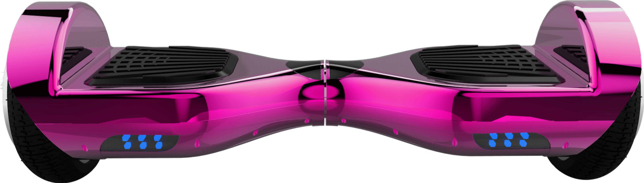 Hover-1 HY-ULT-REFURB-PNK UL 2272 Certified Electric Self Balancing Hoverboard with LED Lights- Pink - Certified Refurbished